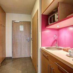 FourSide Hotel & Suites Vienna 4* Студия с различными типами кроватей фото 5