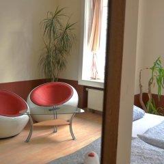 Отель Oskars Absteige Стандартный номер с различными типами кроватей фото 5