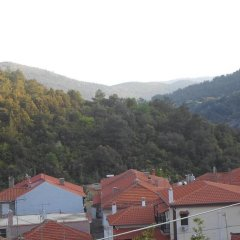 Отель To Valsamo балкон
