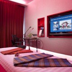 Отель Galleria 10 Sukhumvit Bangkok by Compass Hospitality 4* Номер Делюкс с различными типами кроватей фото 11