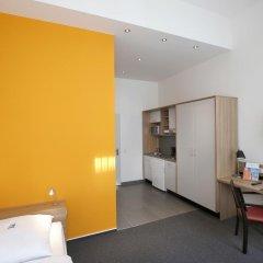 Отель Townhouse Düsseldorf 3* Стандартный номер с различными типами кроватей фото 4