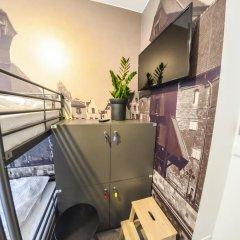 Elewator Gdansk Hostel Стандартный номер с различными типами кроватей фото 4