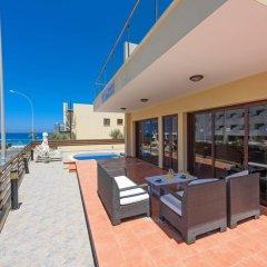 Отель Fig Tree Bay Villa 6 Кипр, Протарас - отзывы, цены и фото номеров - забронировать отель Fig Tree Bay Villa 6 онлайн бассейн фото 2