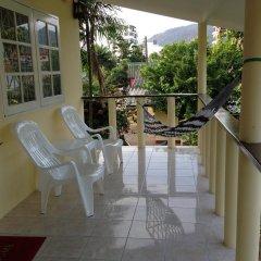 Отель Mali Garden Resort балкон