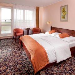 Отель Chateau Monty Spa Resort 4* Улучшенный номер с различными типами кроватей фото 4