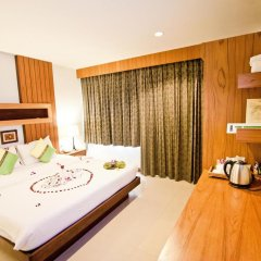 Отель The Chambre 3* Улучшенный номер с различными типами кроватей фото 4