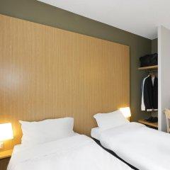 B&B Hotel RENNES Ouest Villejean 2* Стандартный номер с 2 отдельными кроватями
