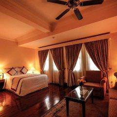 Du Parc Hotel Dalat 4* Номер Делюкс с различными типами кроватей фото 2