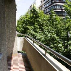 Hostel Beogradjanka балкон