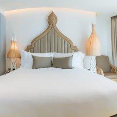 Anajak Bangkok Hotel 4* Люкс с различными типами кроватей фото 8