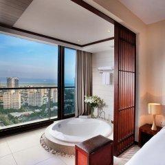 Отель Serenity Coast All Suite Resort Sanya ванная фото 2