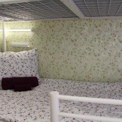 Хостел Ника-Сити Кровать в женском общем номере с двухъярусными кроватями фото 15