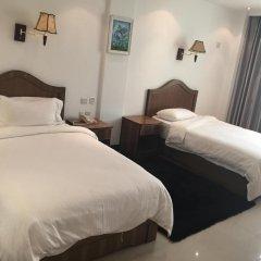Sun Shine Hotel 3* Стандартный номер с двуспальной кроватью фото 5