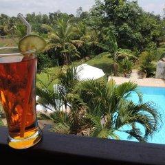 Отель Nisalavila Шри-Ланка, Берувела - отзывы, цены и фото номеров - забронировать отель Nisalavila онлайн бассейн