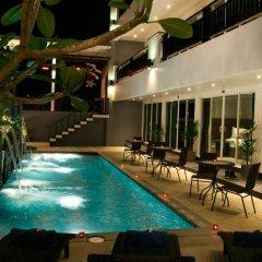 Отель Amin Resort Пхукет бассейн фото 2