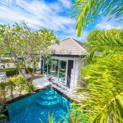 Отель Villas In Pattaya 5* Стандартный номер с 2 отдельными кроватями фото 16