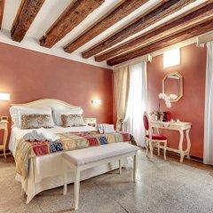 Отель Alloggi Al Gallo 2* Стандартный номер с двуспальной кроватью фото 2