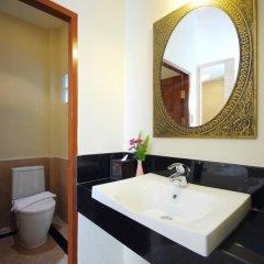 Отель Samui Sense Beach Resort 4* Полулюкс с различными типами кроватей фото 2