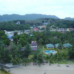 Отель Gooddays Lanta Beach Resort Таиланд, Ланта - отзывы, цены и фото номеров - забронировать отель Gooddays Lanta Beach Resort онлайн балкон