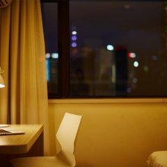 Отель Hanting Hotel Beijing Xidan Shopping Mall Branch Китай, Пекин - отзывы, цены и фото номеров - забронировать отель Hanting Hotel Beijing Xidan Shopping Mall Branch онлайн интерьер отеля фото 3
