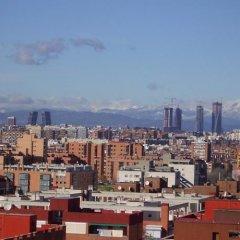 Отель Silken Torre Garden Мадрид балкон