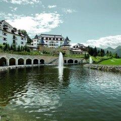 Отель A-ROSA Kitzbühel 5* Стандартный номер с различными типами кроватей фото 5