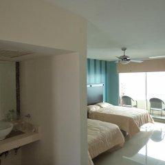 Hotel Hacienda Mazatlán 3* Стандартный номер с различными типами кроватей