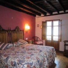 Отель Casar de Aliezo 3* Стандартный номер с различными типами кроватей фото 3