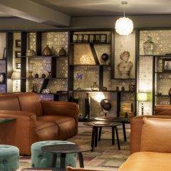 Отель Holiday Inn Brussels Airport 4* Стандартный номер с различными типами кроватей фото 2