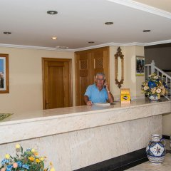 Отель Apartahotel Alta Vista Морро Жабле интерьер отеля фото 2