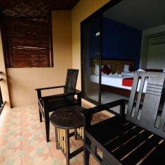 Отель Railay Princess Resort & Spa 3* Улучшенный номер с различными типами кроватей фото 19