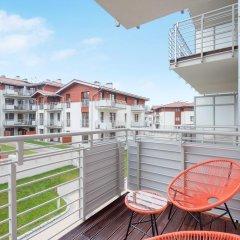 Отель The Bay Residence- INApartments Aparthotel балкон