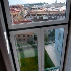 Lisb'on Hostel Кровать в общем номере с двухъярусной кроватью фото 10