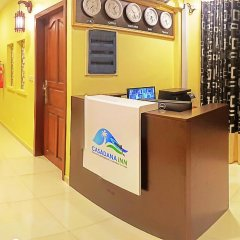 Отель Casadana Inn Мальдивы, Мале - отзывы, цены и фото номеров - забронировать отель Casadana Inn онлайн интерьер отеля фото 2