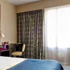Отель Hyatt Regency Nice Palais de la Méditerranée 5* Стандартный номер с различными типами кроватей фото 4