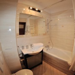 Апартаменты Royal Apartments - Apartamenty Inowrocławska ванная фото 2