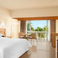 Отель Sheraton Buganvilias Resort & Convention Center 4* Стандартный номер с разными типами кроватей фото 5
