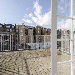 Отель Knightsbridge Apartments Великобритания, Лондон - отзывы, цены и фото номеров - забронировать отель Knightsbridge Apartments онлайн балкон