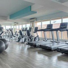 Отель Pattaya Atlantis Resort Beach фитнесс-зал фото 3