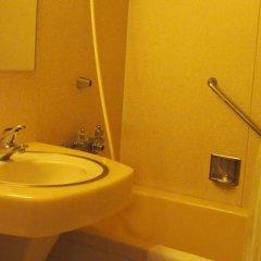 Отель Aso Kogen Hotel Япония, Минамиогуни - отзывы, цены и фото номеров - забронировать отель Aso Kogen Hotel онлайн ванная фото 2