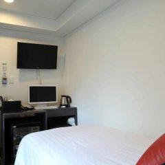 Seoul City Hotel 2* Стандартный номер с различными типами кроватей фото 2