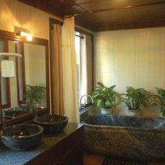 Отель Hoi An Garden Villas 3* Вилла с различными типами кроватей фото 7