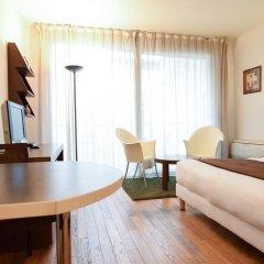 Отель Residhotel Impérial Rennequin 3* Студия с различными типами кроватей фото 7