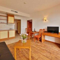 Prestige Hotel and Aquapark 4* Апартаменты с различными типами кроватей фото 13