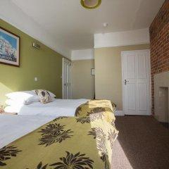 Cecil House Hotel Брайтон комната для гостей фото 3