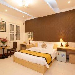 Hanoi Old Quarter Hotel 3* Номер Делюкс разные типы кроватей фото 7