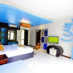 Отель AC 2 Resort 3* Номер Делюкс с различными типами кроватей фото 4