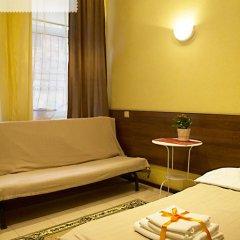 Класс Отель 2* Стандартный номер с 2 отдельными кроватями фото 8