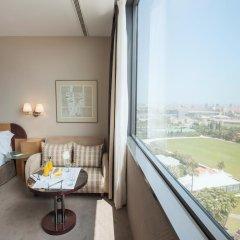 Отель Fairmont Rey Juan Carlos I 5* Номер Делюкс с различными типами кроватей фото 4
