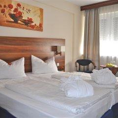 Savoy Hotel Frankfurt 4* Номер Комфорт с двуспальной кроватью фото 4